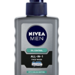 Nivea Men Oil Control All In One Face Wash Pump, 150ml at Rs 203 on Amazon.