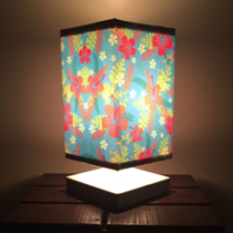 Nutcase Designer Table Lamps With FREE BULB – Floral – Aloha is now a startling buy on Amazon at just Rs 1399.