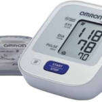 Omron Blood Pressure Monitor Machine at 50% Discount