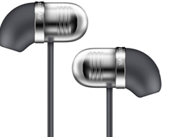 Original Xiaomi Mi Piston Capsule air In-Ear Earphone With Mic Earphone (Black) on ebay.in for just Rs 699