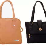 Pack of 2 handbags at 75% off amazing to college or workplace