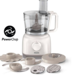 Philips HR7627/00 650 W Food Processor  (White) on flipkart at just Rs 3999