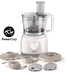 Philips HR7627-00 650 W Food Processor (White) on flipkart at just Rs 3999