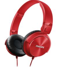 Philips On-Ear DJ Style Monitoring Headphones
