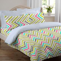 Printed Double Bedsheet at 44% off
