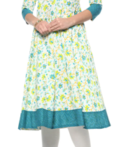 Save 52% on Anarkali Kurtas
