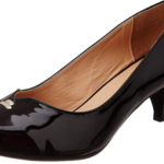 Pair of black heels worth Rs. 2199 at Rs. 659 only
