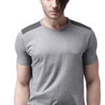 Half Sleeve Cotton T-Shirt worth Rs. 1399 at Amazon only for Rs. 199