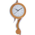Smile2u Retailers Analog Wall Clock  (White, With Glass) now available on Flipkart at just Rs 698