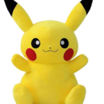 Toy Mela Pikachu Soft Toy Pokemon Go Big Plush Toy Figure Imported Soft Toy 35 cms – 35 cm  (Yellow) now on flipkart  at just Rs 599