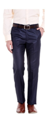 Solemio Polyblend Trouser For Mens on voonik.com at just Rs 658.