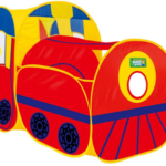 Webby Kids Play Tent & Playhouse Indoor/Outdoor Playhouse for Boys and Girls  (Multicolor) now at just Rs 1299