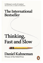 Thinking, Fast & Slow (L) (English, Paperback, Daniel Kahneman)