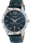 Timex analog blue dial men's watch –TW000U931  available at a whopping discount of 45% on Amazon