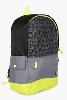 United colors of Benetton , printed laptop backpack on ajio.com at Rs 1100