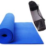 Vellora yogamatwBU4-001 Blue 4 mm Yoga Mat now available on Flipkart at just Rs 325
