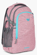 WILDCRAFT HEATHERED LAPTOP BACKPACK