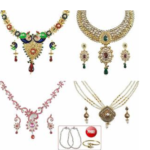 Wedding Jewellery Collection at 72% off