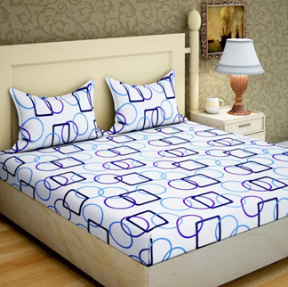 Wonderful Bedsheet at 71% off on Flipkart