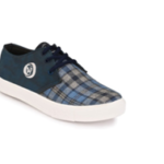 Wonker men blue casual shoes is now a striking deal on voonik.com at just Rs 1199.