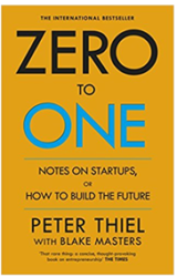 Zero To One by Peter Thiel with Blake Masters now available on Amazon at just Rs 299