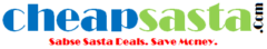 Cheap Sasta Deals, Sasta Coupons, Sasta Promo Codes & Sasta Offers on 1000+ Sites in India