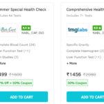 1mglabs coupons offer hefty discounts on lab testing services upto 90%