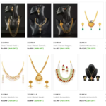 70% off on Voonik fashion jewellery