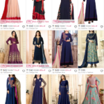 LimeRoad Offers Thats Save 35% Off on Anarkali Suit Set
