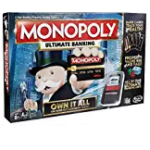 Monopoly Board Game Discount Up to 25% from amazon india