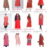 Save 45% on beautiful kurtis at limeroad online