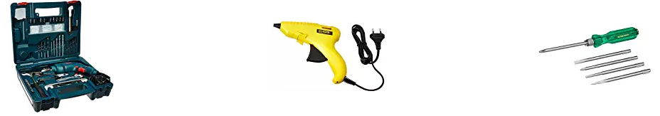 Upto 45% off on Hand and Power Tools from Amazon India