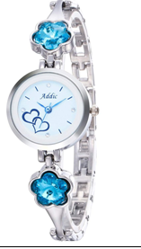 Addic Analog White Dial Women's Watch - AddicWW449