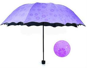 Epic Water Magic Purple Umbrella