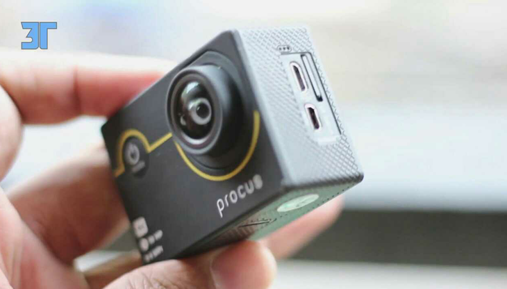 PROCUS Rush Sports Action Camera