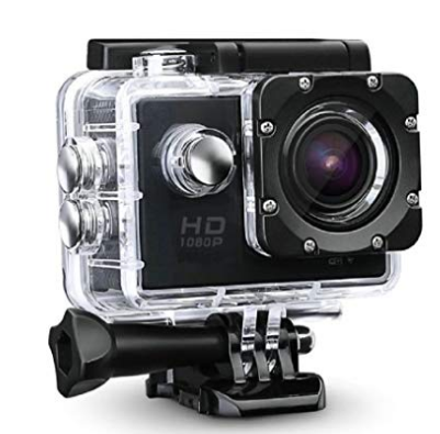 Teconica Sports Waterproof Camera