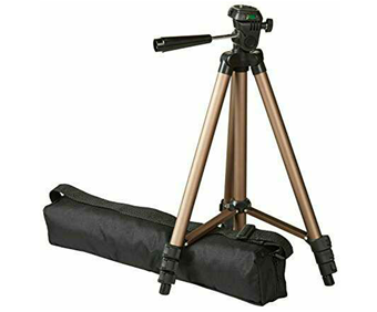 Top 1 - AmazonBasics 50-Inch Lightweight Tripod
