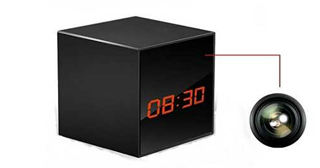 Top 10 : Pro Elite WL01 WiFi Enabled Clock with Hidden Camera