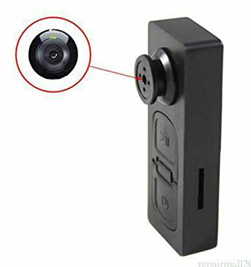 Top 2 -CAM 360 Button Pinhole Camera