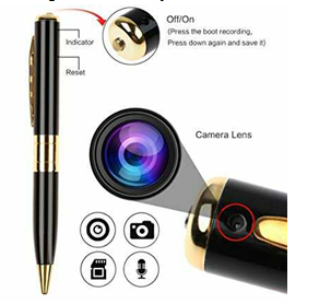 Top 6 Fleejost HD Quality Pen Camera