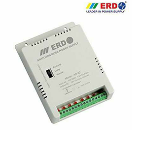 Top 8 ERD AD-22 8 Channel Power Supply for CCTV Camera