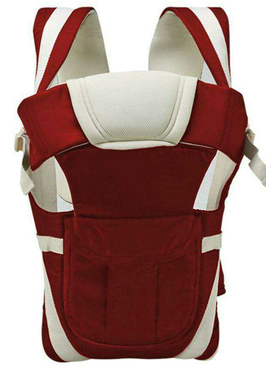 Chinmay Kids Adjustable Hands-Free 4 in 1 Baby Carrier
