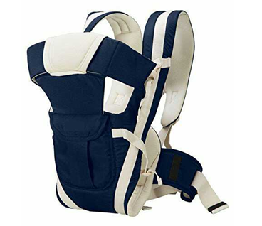 Chinmay Kids Baby Carrier 4 in 1 Infant Comfortable Sling Backpack