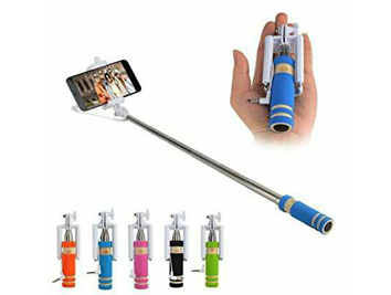 Top 5 Chkokko Mini Selfie Stick with AUX Cable